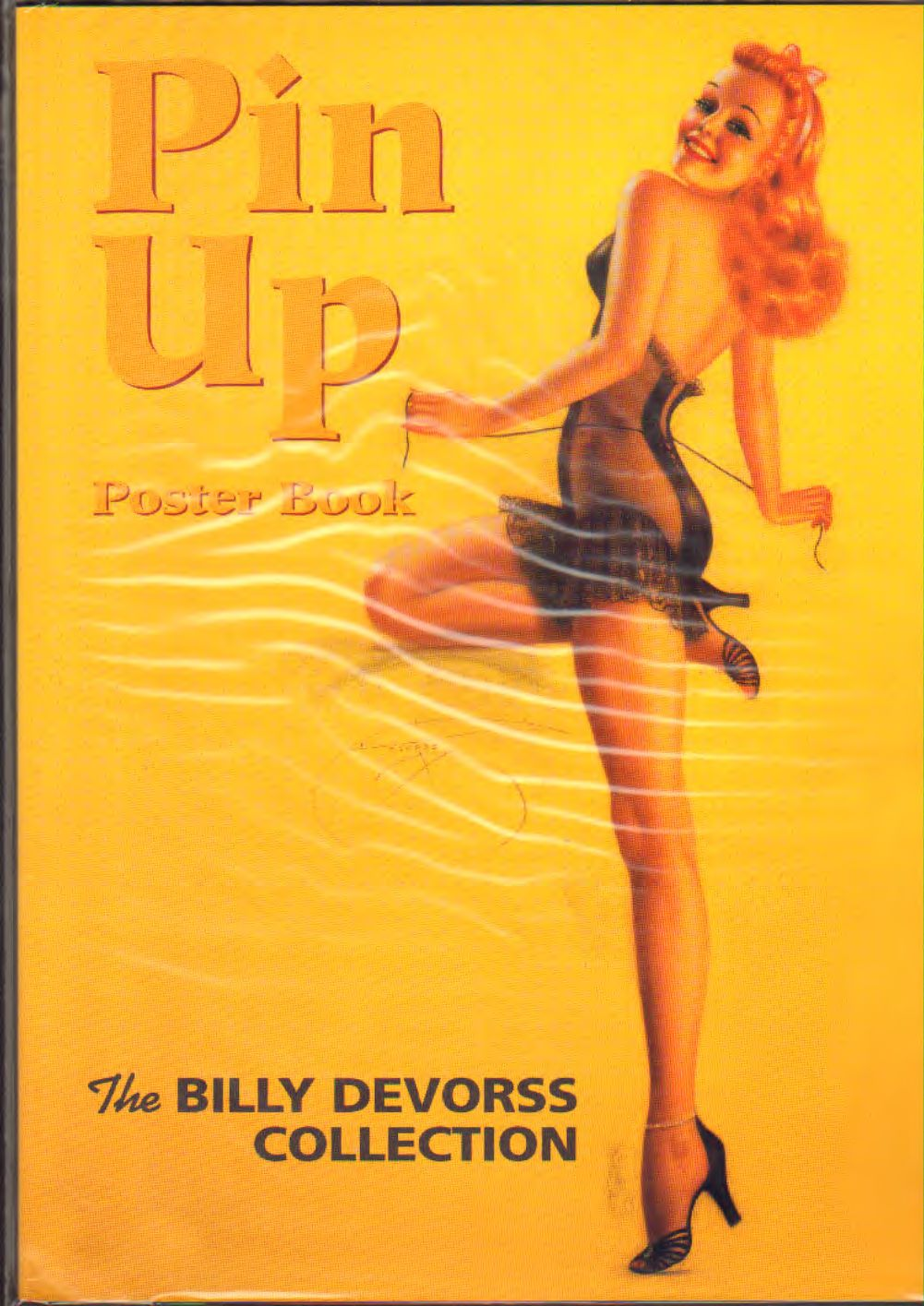 Billy Devorss - Pin up poster book the Billy Devorss collection