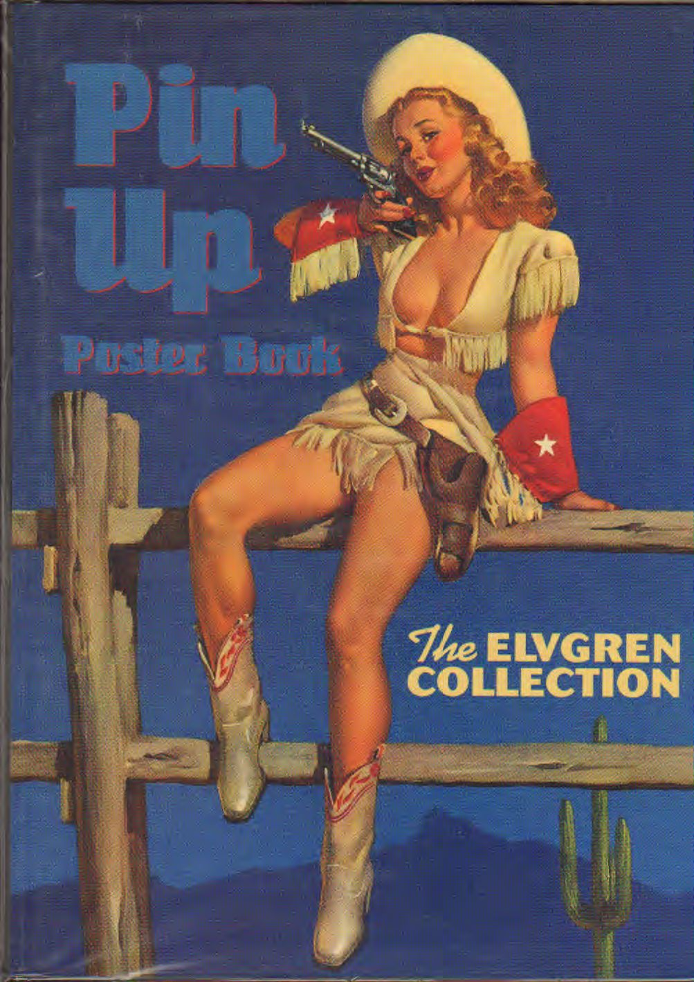Elvgren - Pin up poster book the Elvgren collection