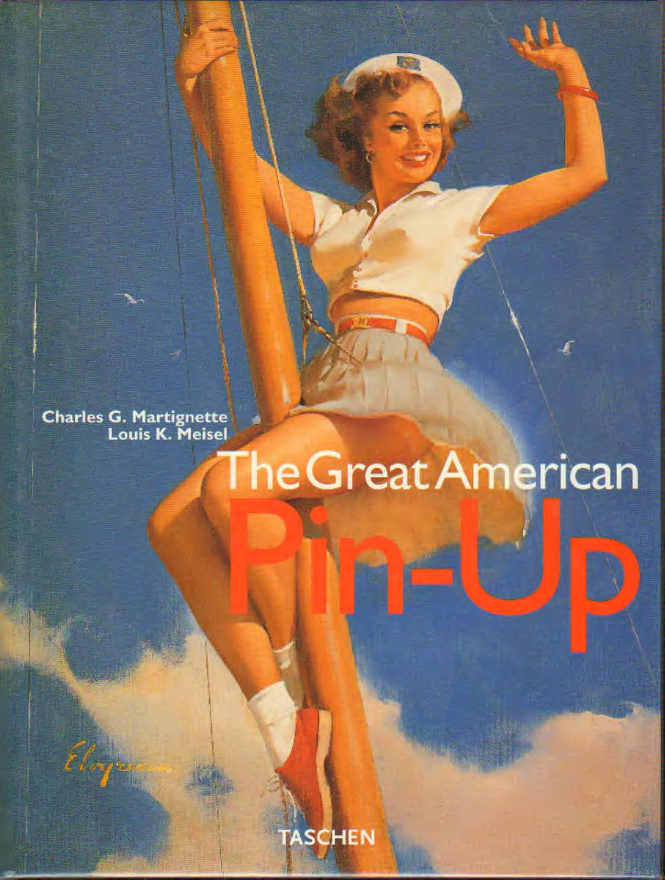 AA.VV - The Great American pin Up