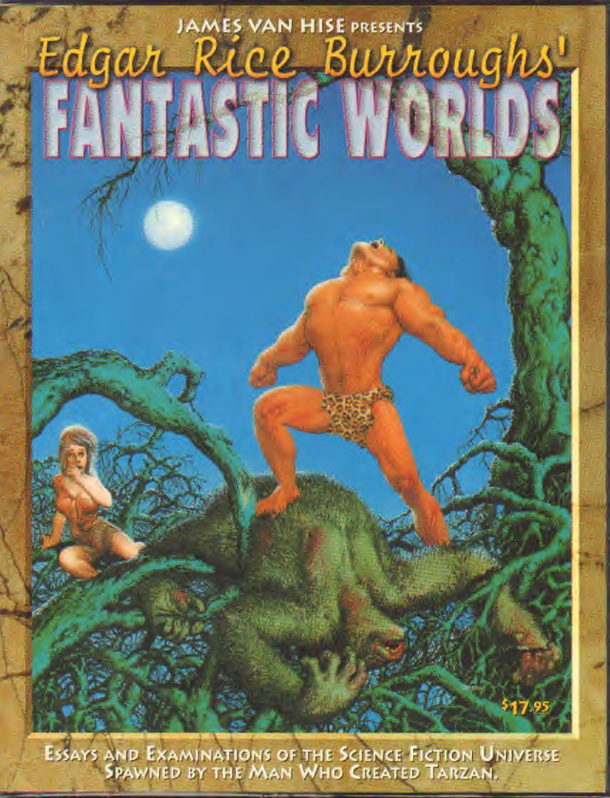 AA.VV - Edgar Rice Burroughs' Fantastic World