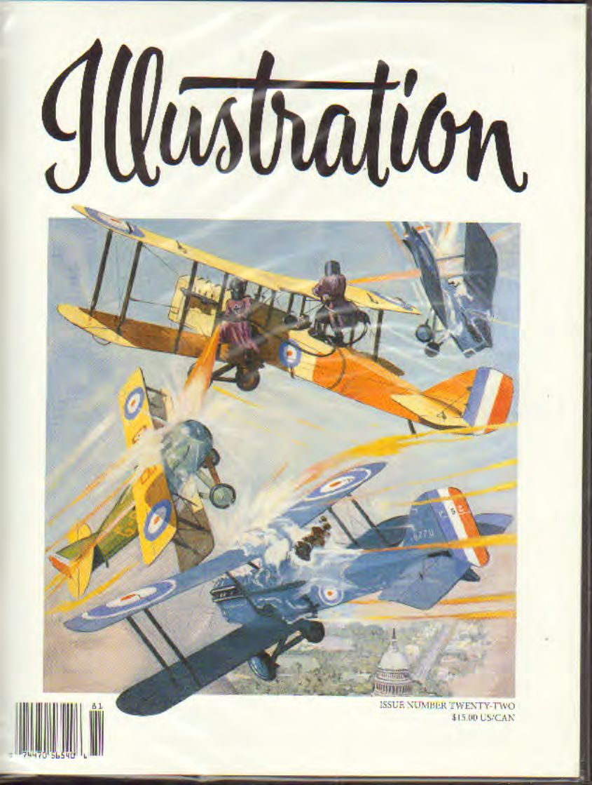 AA.VV - Illustration Magazine n.22