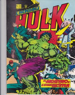 Incredibile Hulk n.24