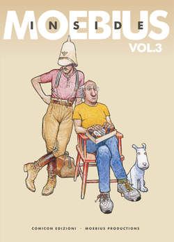 Inside Moebius Volume 3 (DI 3)