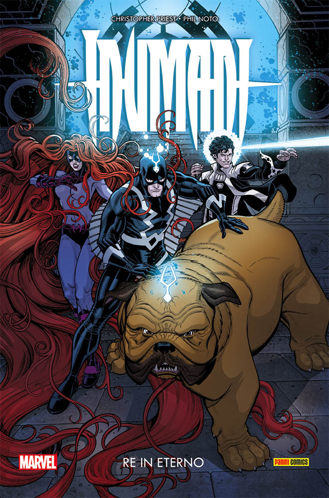 Inumani – Re Passati e Futuri Marvel Collection