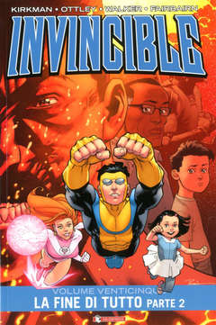 Invincible 25 La fine di tutto 2