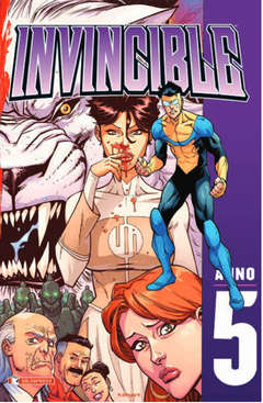 Invincible Cofanetto 2018 - Contiene Invincible 49 Variant