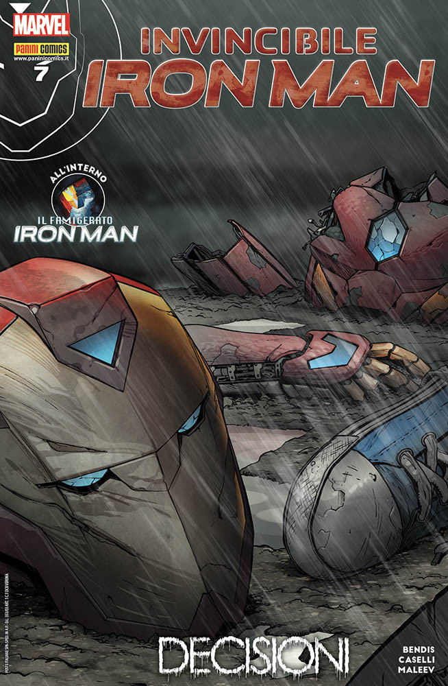 Invincibile Iron Man 7 Iron Man 56