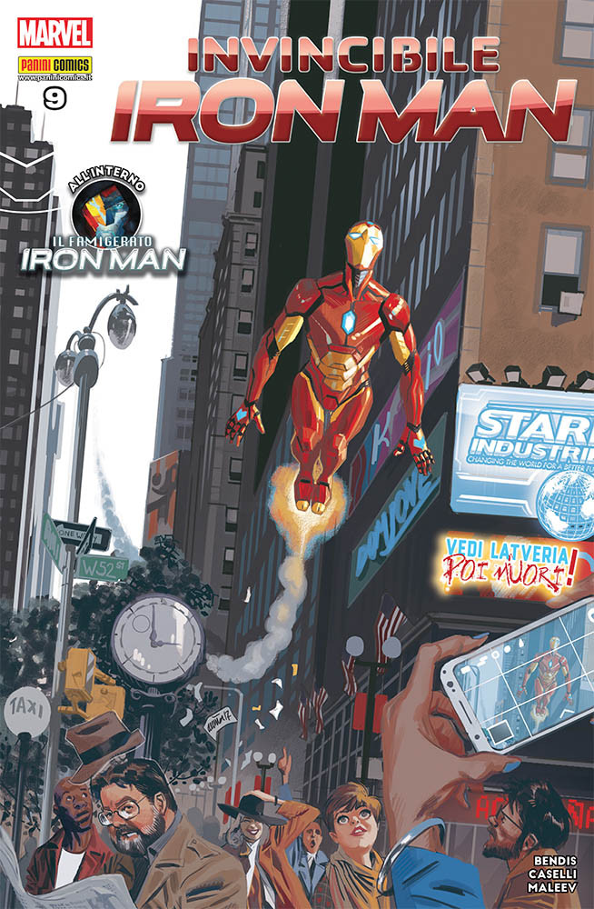 Invincibile Iron Man 9 Iron Man 58