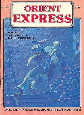 ORIENT EXPRESS N. 1-30 SERIE COMPLETA