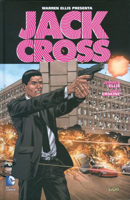 Warren Ellis presenta: Jack Cross