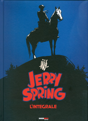 Jerry Spring Integrale 1954-1955