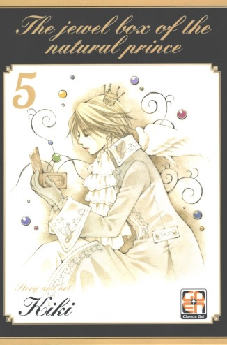 The Jewel Box of the Natural Prince 5 di 5