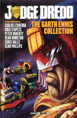 Judge Dredd Garth Ennis collection 3