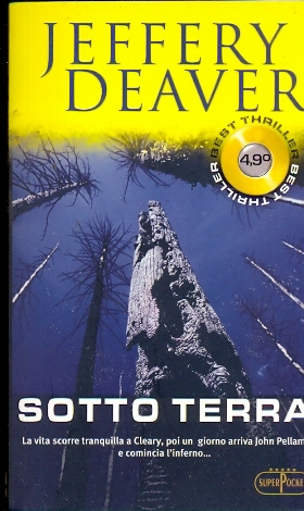 Sotto Terra - Jeffery Deaver