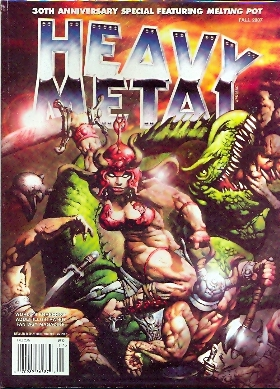 HEAVY METAL FALL 2007