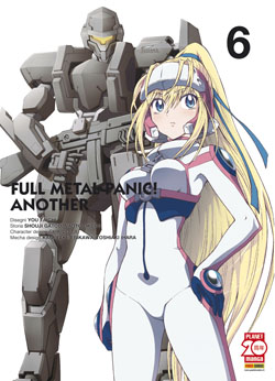 FULL METAL PANIC ANOTHER 6