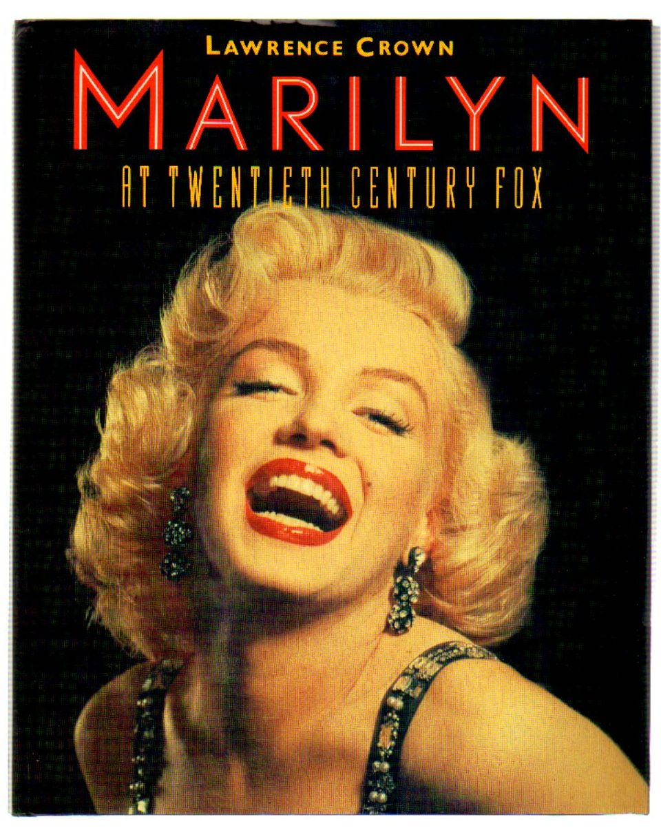 Marilyn at Twentieth Century Fox - Comet