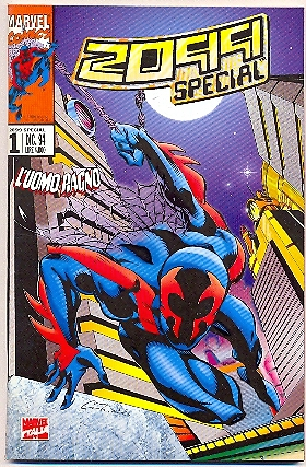 2099 SPECIAL  1-17 SERIE COMPLETA