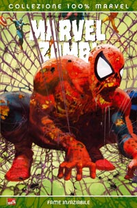 100% MARVEL MARVEL ZOMBIE 1 RISTAMPA