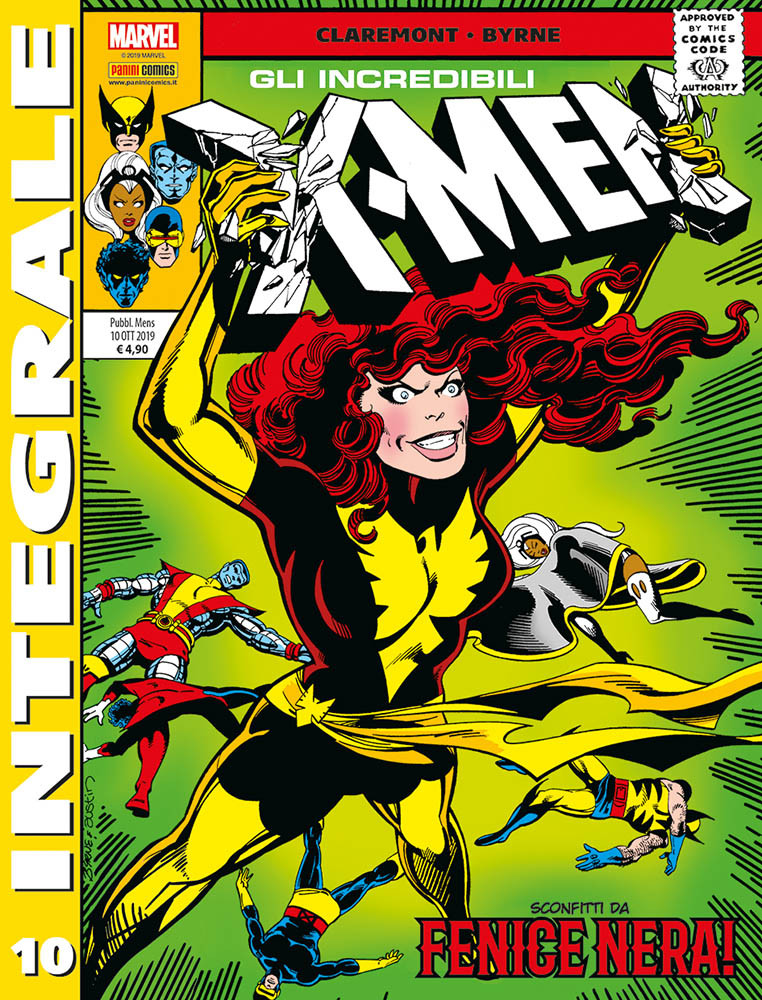 Marvel Integrale X-Men di Chris Claremont 10