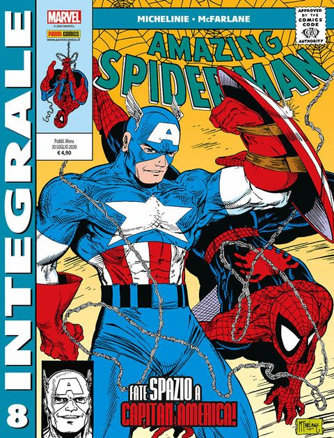Marvel Integrale Spider-Man di Todd Mc Farlane 8