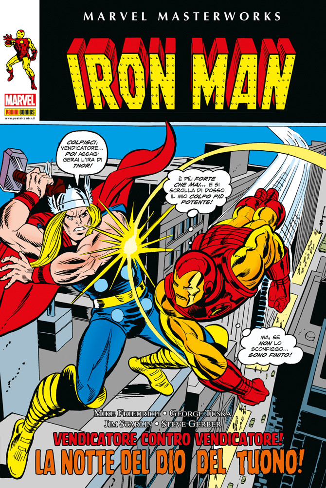 Iron Man 9 Marvel Masterworks