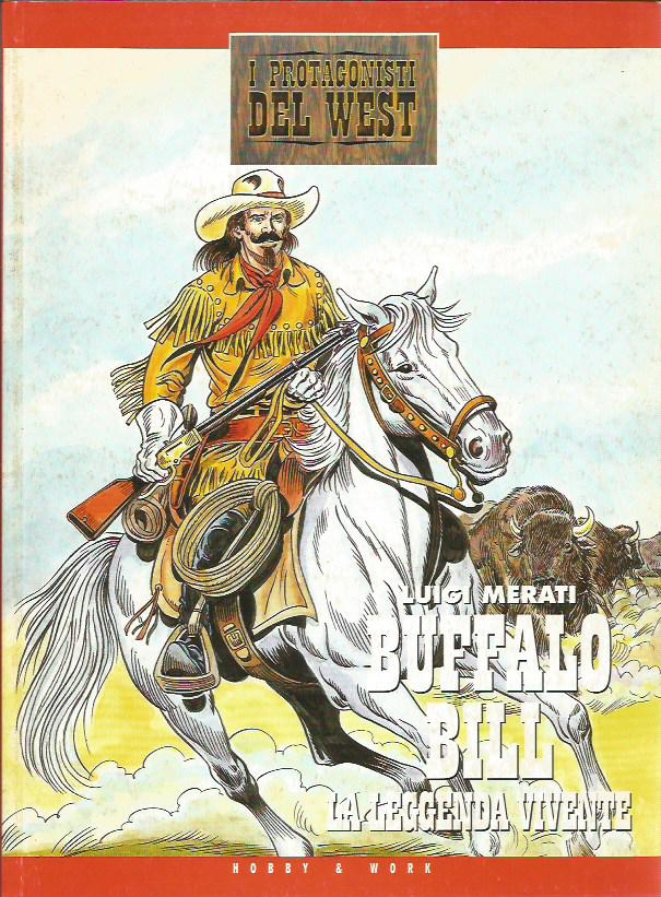 Protagonisti del West n. 3 - Buffalo Bill