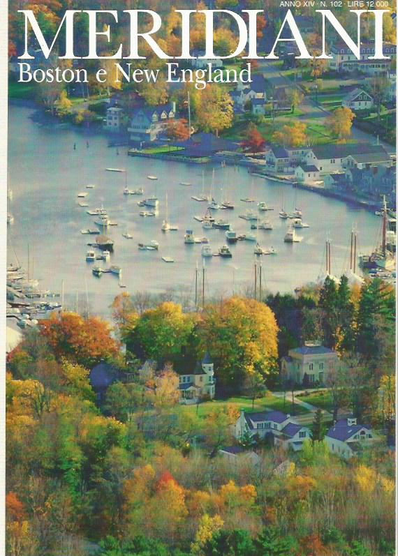 Meridiani n.102 - Boston e New England