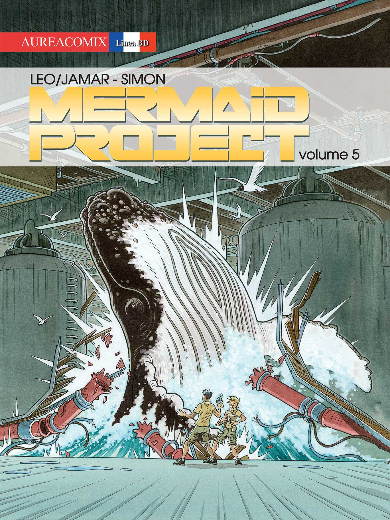 Mermaid Project vol.5