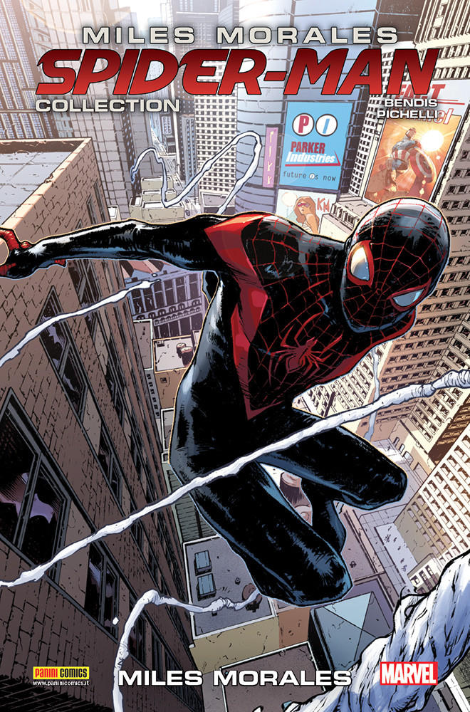 Miles Morales Spider-Man Collection 10 Indagini Pericolose
