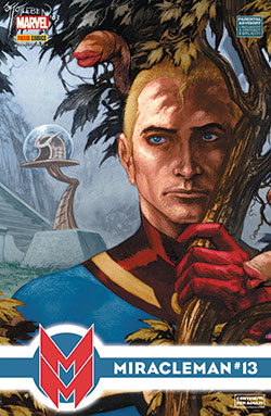 MIRACLEMAN 13 COVER A