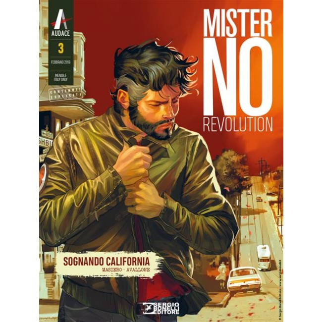 Mister No Revolution 3 - Sognando California