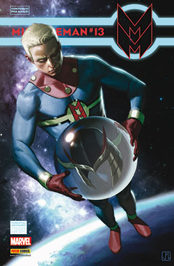 MIRACLEMAN 13 COVER B