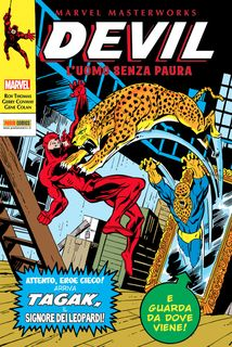 Marvel Masterworks Devil 7