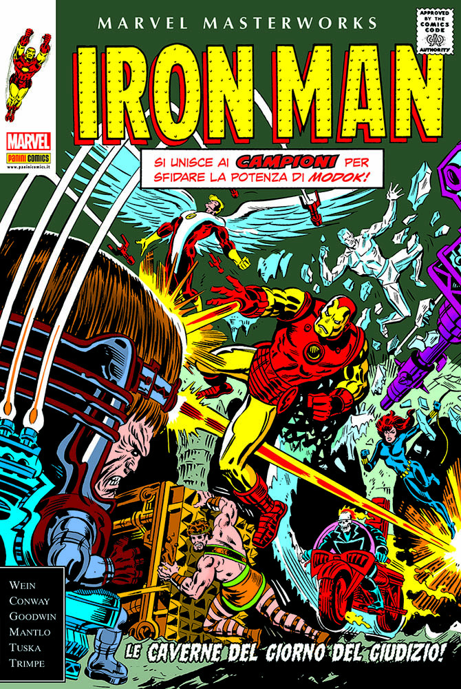 Marvel Masterworks Iron Man 11