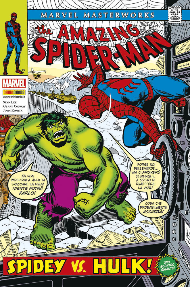 Marvel Masterworks Spider-Man 12