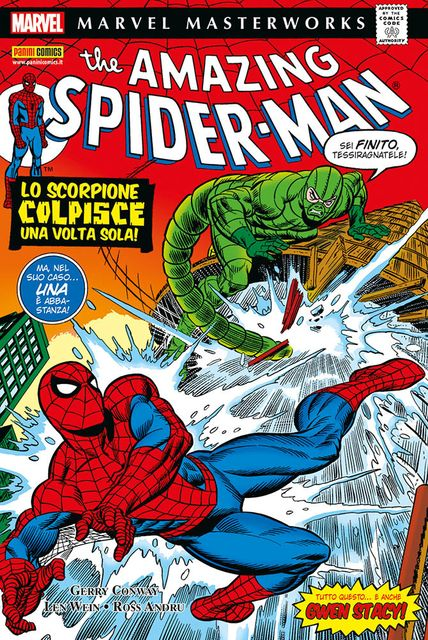 Marvel Masterworks Spider-Man 15