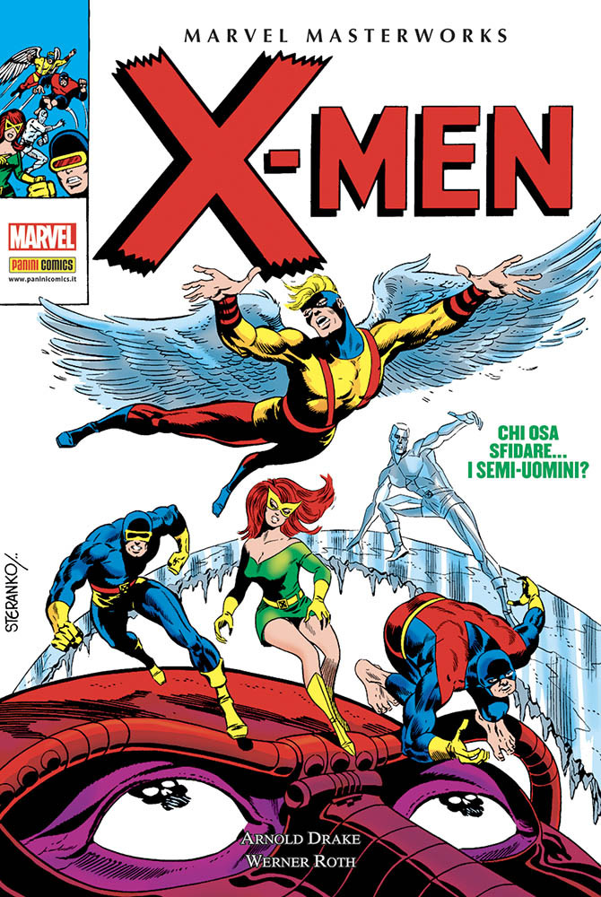 X-Men 5 Marvel Masterworks