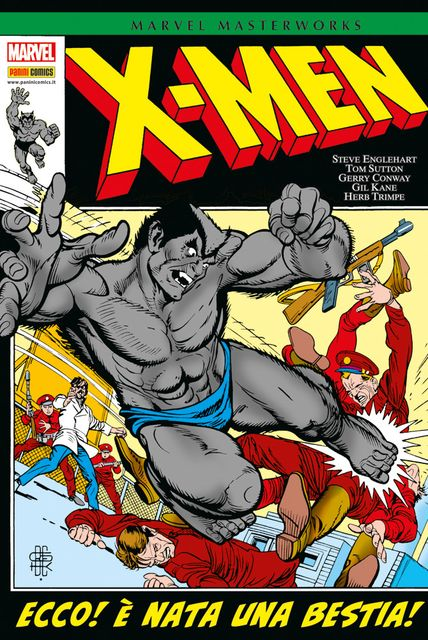Marvel Masterworks X-Men 7