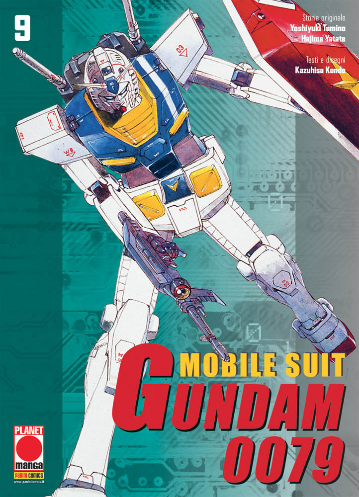Mobile Suit Gundam 0079 9