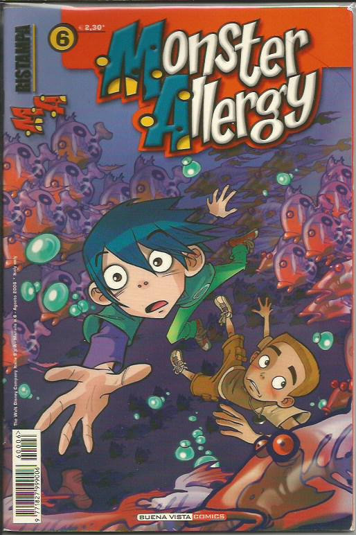 Monster allergy ristampa 6