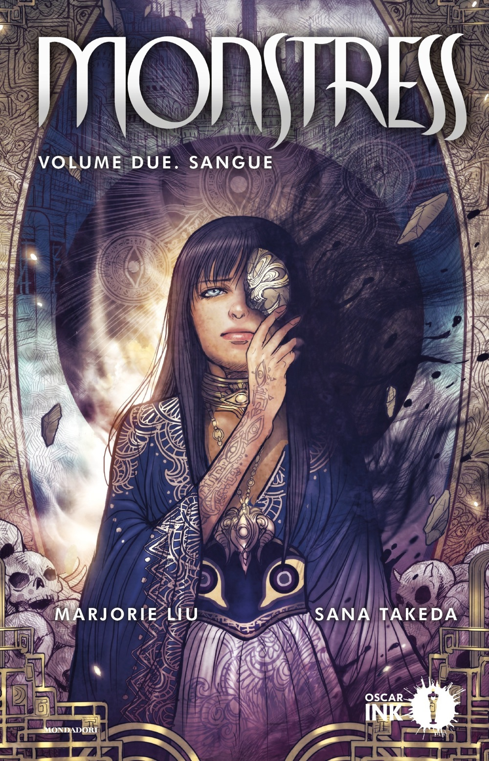 Monstress vol.2: Sangue