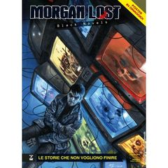 Morgan Lost Black Novels 6