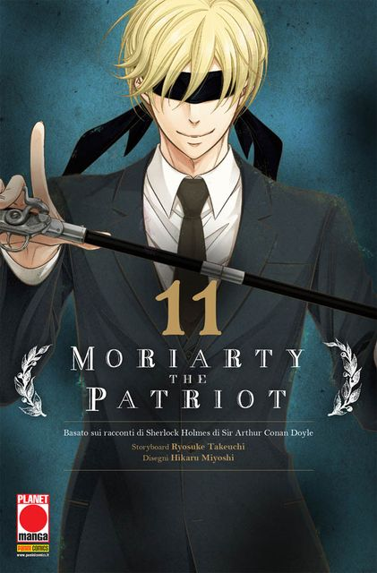 Moriarty the patriot 11