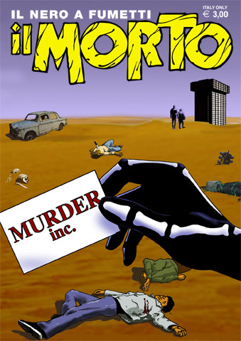 Il Morto n.22 - Murder inc.