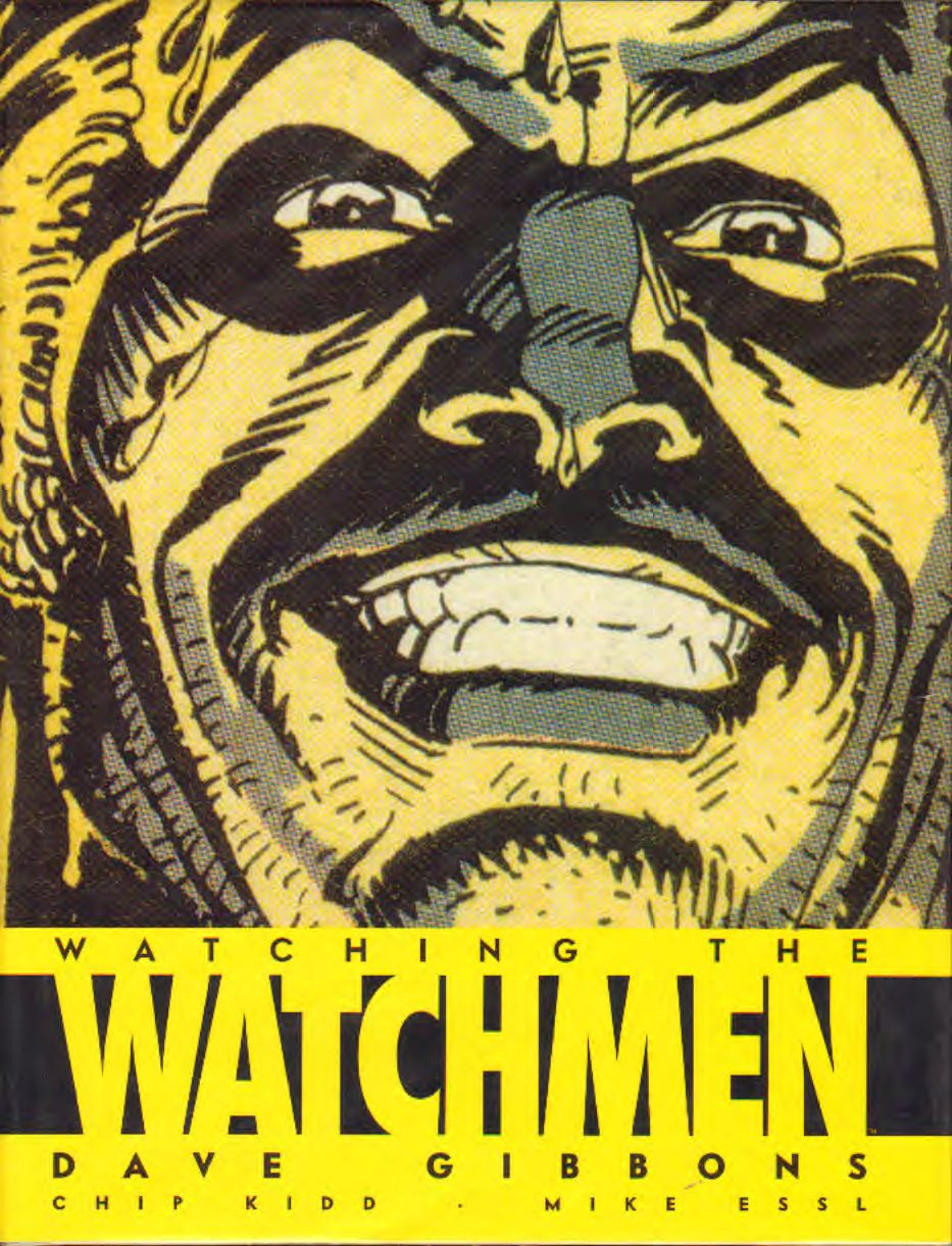 AAVV - Watching the Watchmen - Dave Gibbons - Copia Firmata