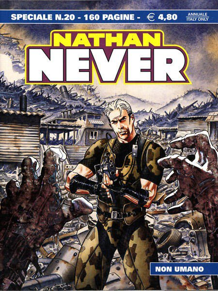 Nathan Never Speciale n.20