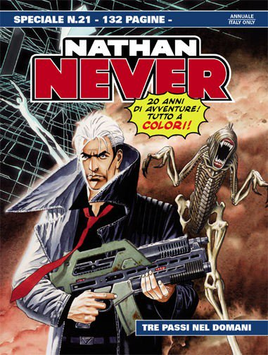 Nathan Never Speciale n.21
