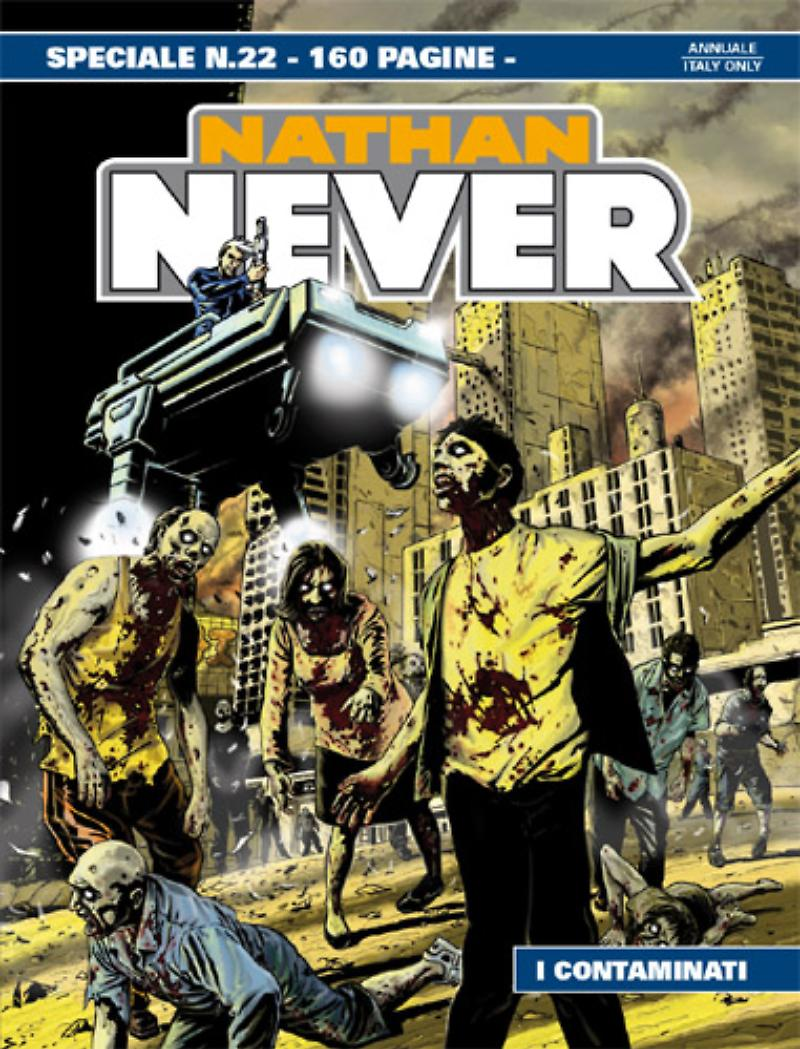 Nathan Never Speciale n.22