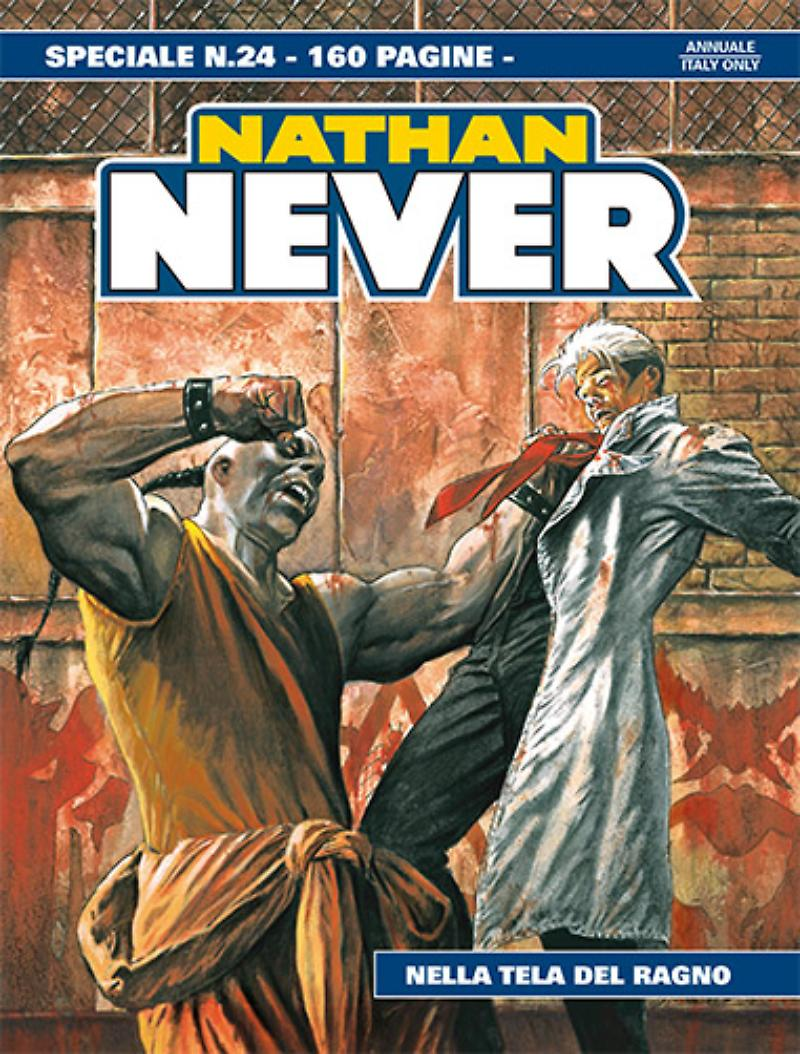 Nathan Never Speciale n.24